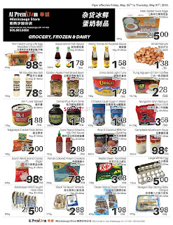 Al Premium Food Mart Flyer May 25 - 31, 2018