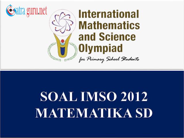 Soal IMSO Matematika 2012