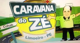 """Zé Nilton leva """"Caravana"""" para as comunidades de Limoeiro"""