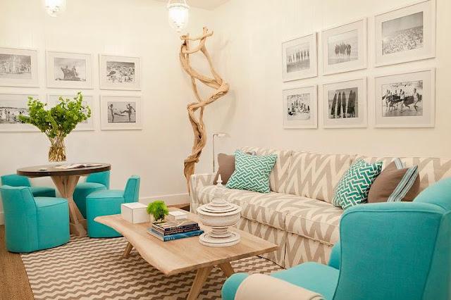 warna cat ruang tamu yang cantik The Linen Color