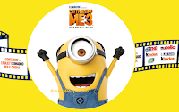 Logo Vai al Cinema gratis con Kinder e Ferrero