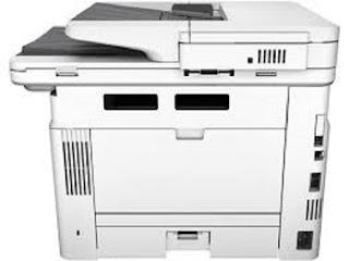 Picture HP LaserJet Pro MFP M426fdn Printer