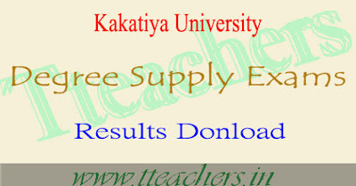 Manabadi KU degree supply results 2016 announced check here