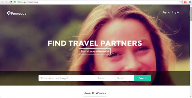 Travel the world together with Penroads