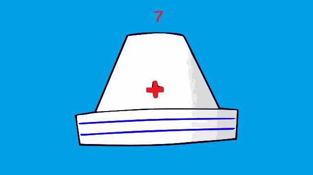 creare-carta-costruire-cappellino-infermiera-sexy-erotico