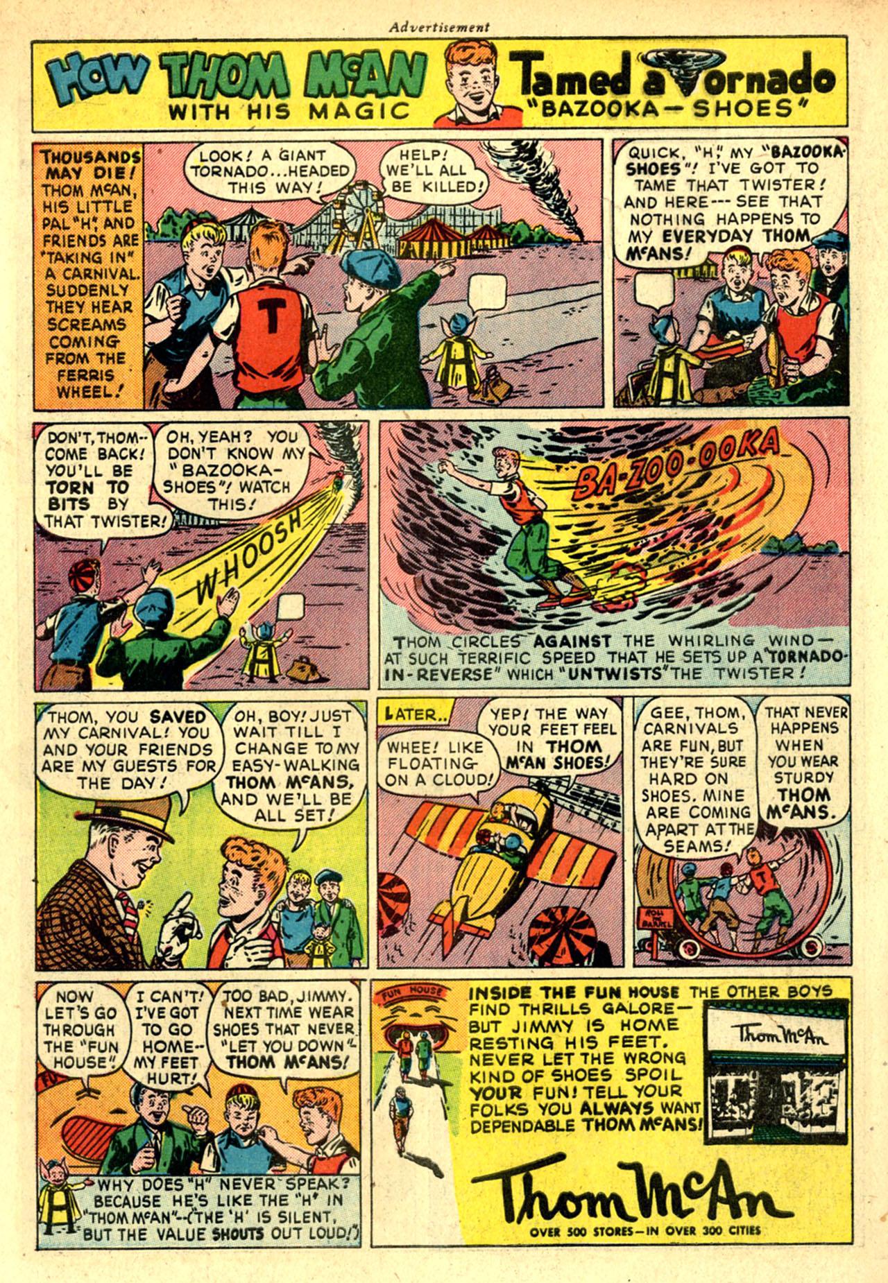 Read online Detective Comics (1937) comic -  Issue #111 - 50