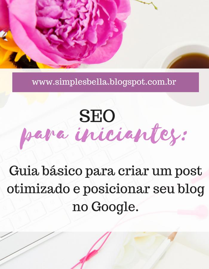 Técnicas de SEO para blogger