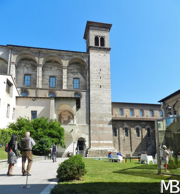 Museo di Santa Giulia Brescia