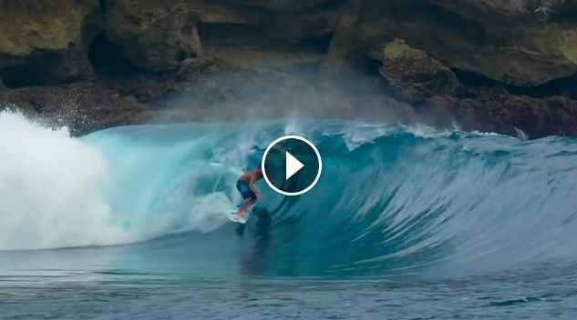 THE SURFING MAGAZINE ARCHIEVE Clay Marzo Does Indo