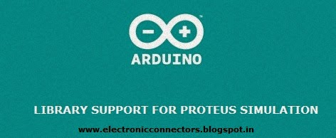 ELECTRONIC CONNECTORS: ARDUINO LIBRARY FOR PROTEUS SIMULATION
