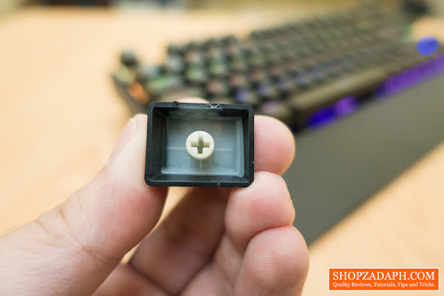 gaming k28 mechanical keyboard review