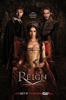 Reign (TV Series) S03 DVD R1 NTSC Sub