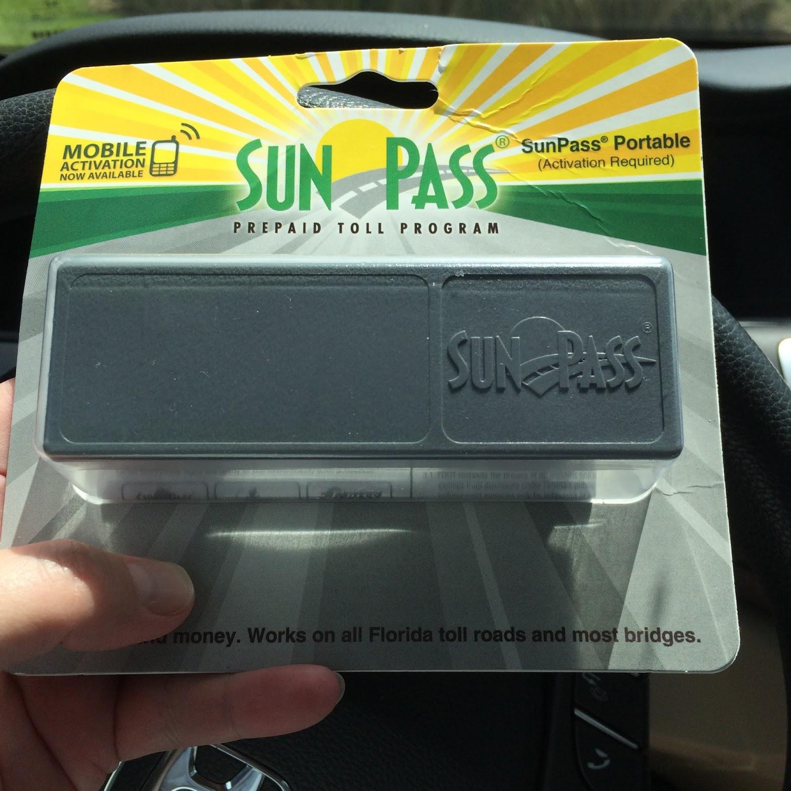 Activate Sunpass