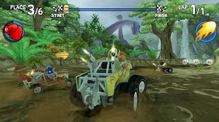 Beach Buggy Racing v1.2.15 Mod