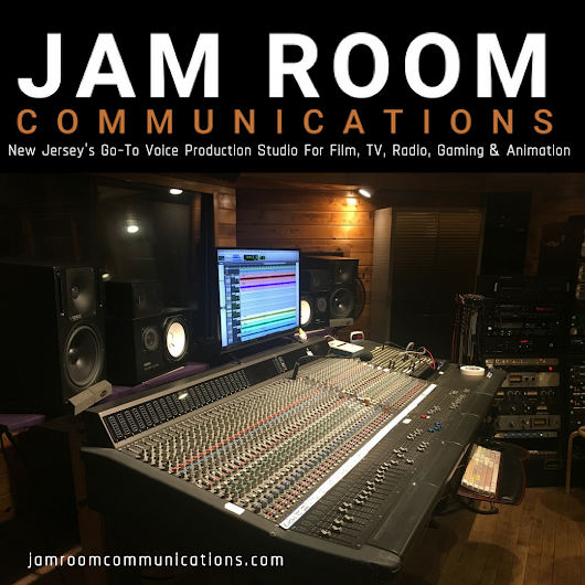 Jam Room Communications Has Launched!