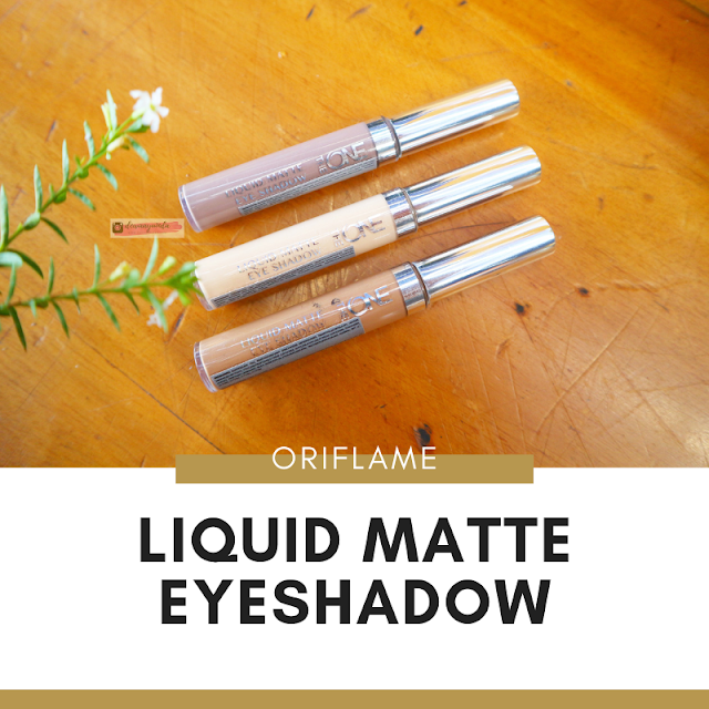 ORIFLAME LIQUID MATTE EYESHADOW