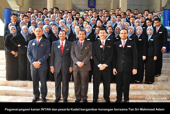 Kadet Pegawai Tadbir dan Diplomatik (PTD)
