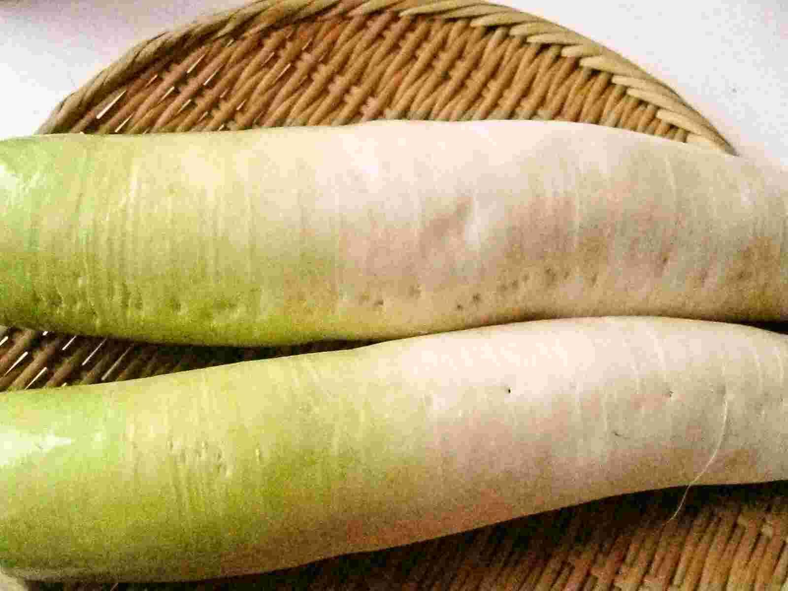 Recipes for Tom Daikon radish