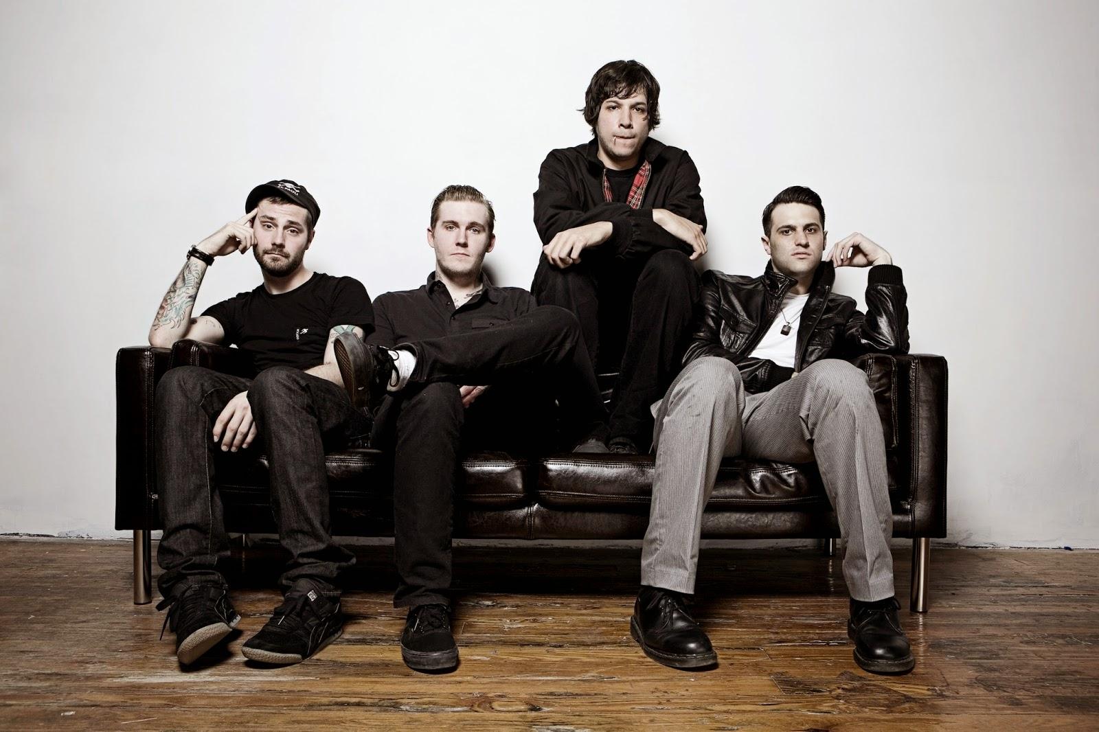 InThePunch: The Gaslight Anthem 2014 Tour