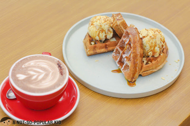 Yardstick - Coffee and Waffles in Makati