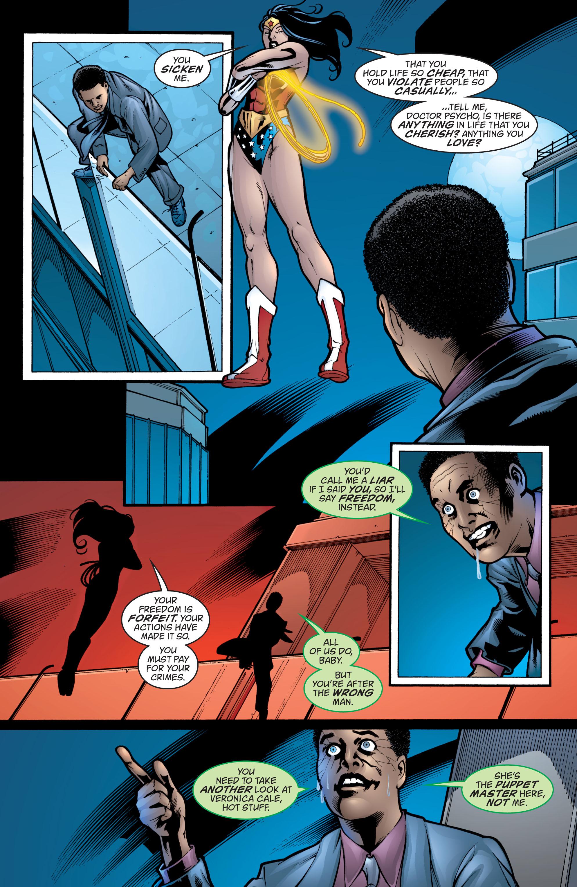 Read online Wonder Woman (1987) comic -  Issue #207 - 20