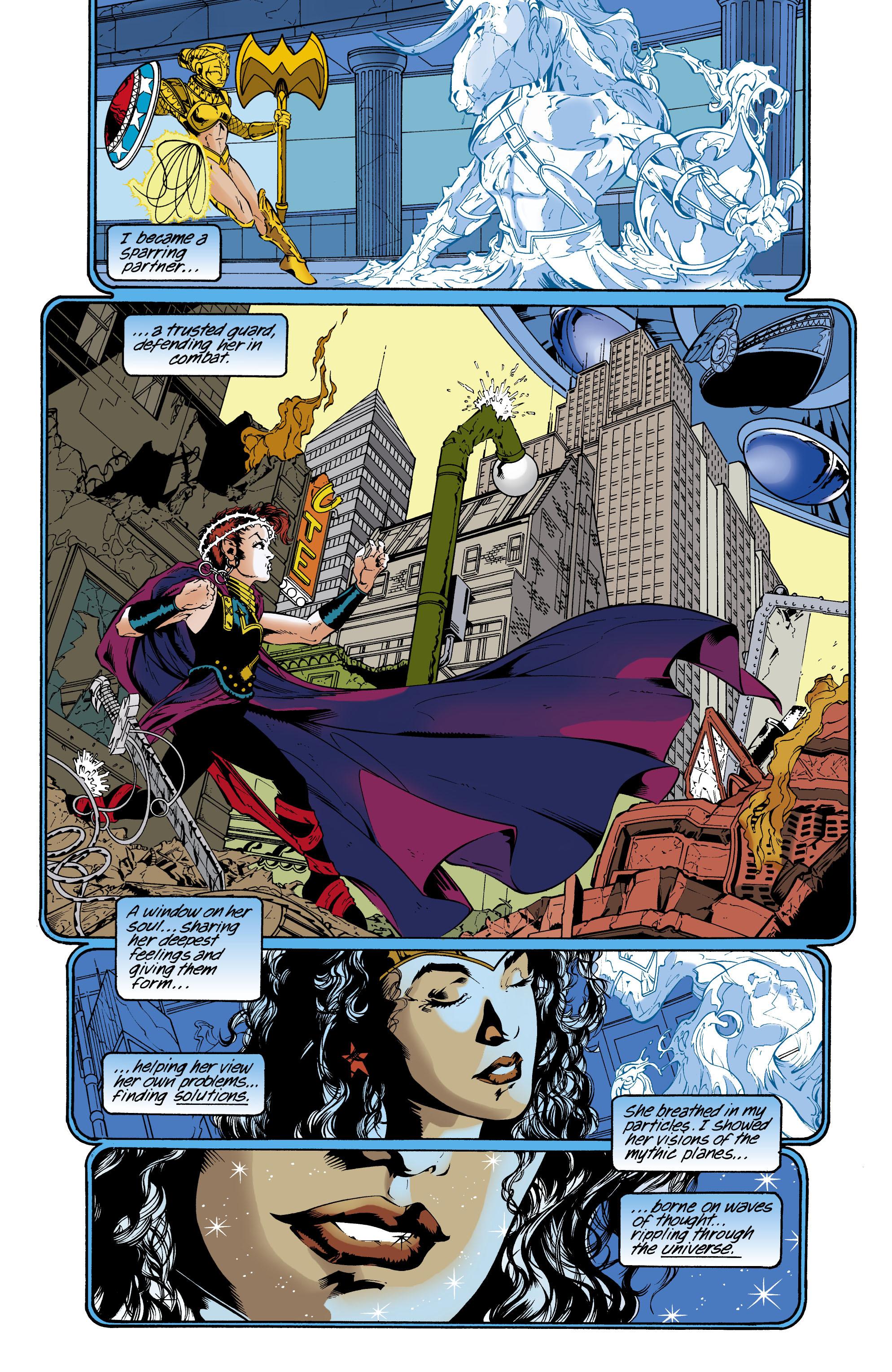 Read online Wonder Woman (1987) comic -  Issue #159 - 8