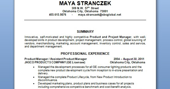 Professional resume writing services oklahoma city