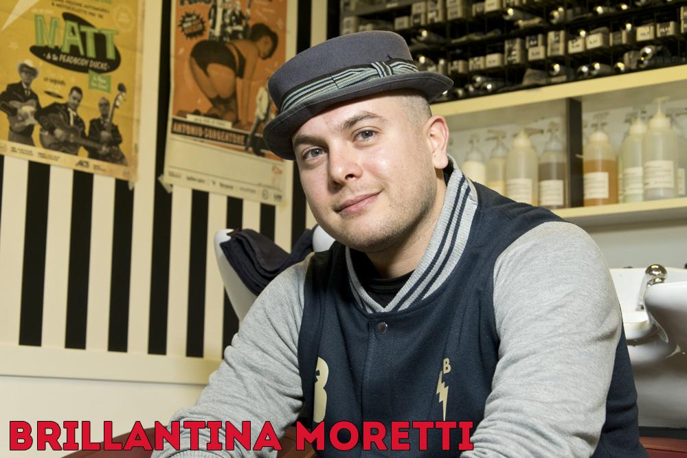 Brillantina Moretti