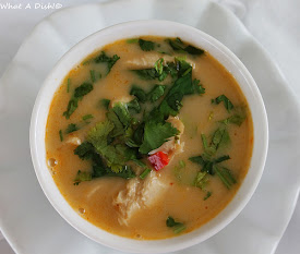 Recently- Thai Tom Kha Gai