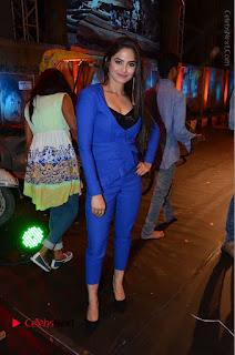 Actress Naina Ganguly Stills in Blue Dress at RGV Shiva to Vangaveeti Event  0047.JPG