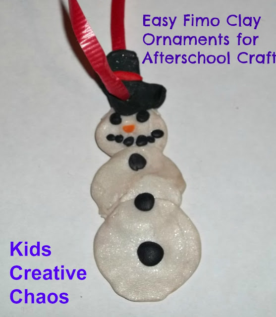 7 Homemade Christmas Ornament Craft Ideas