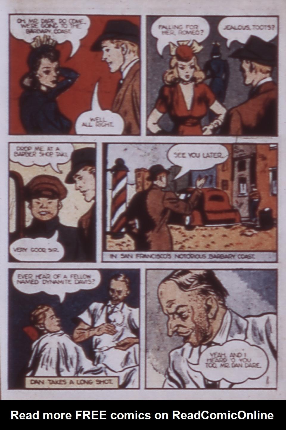 Read online WHIZ Comics comic -  Issue #3 - 55