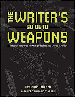 https://www.goodreads.com/book/show/21869842-the-writer-s-guide-to-weapons