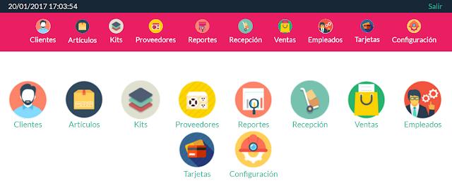 Sistema de Ventas | ConectatePeru.com