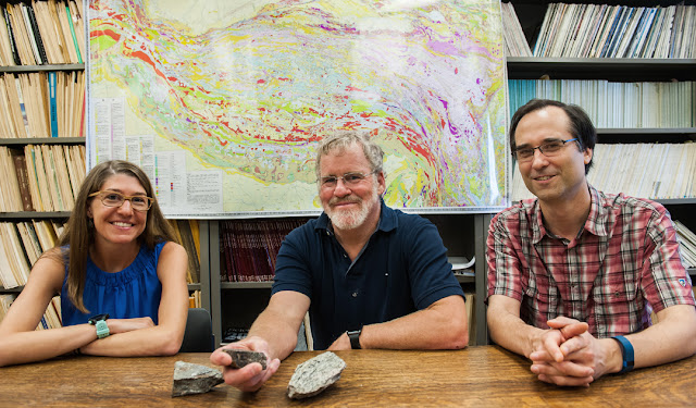 Case of Earth's missing continental crust solved: It sank