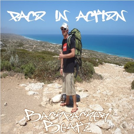 paco in action - Backpacker Beatz (Front)