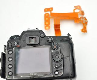 Kerusakan Tombol Pada Kamera DSLR dan Mirrorless