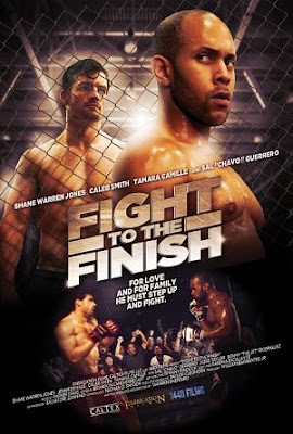 Fight To The Finish 2016 Dual Audio WEBRip 480p 150mb HEVC x265