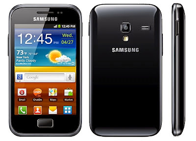 Download OS Asli Galaxy Ace GT-S5830 Indonesia