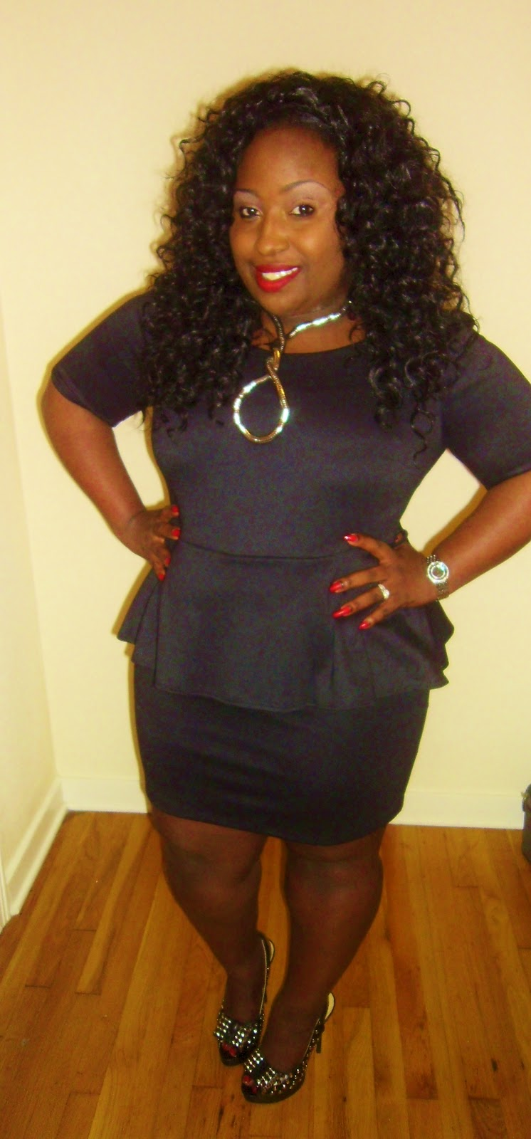 Style 4 Curves For The Curvy Confident Woman Spikeparty