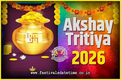 2026 Akshaya Tritiya Pooja Date and Time, 2026 Akshaya Tritiya Calendar