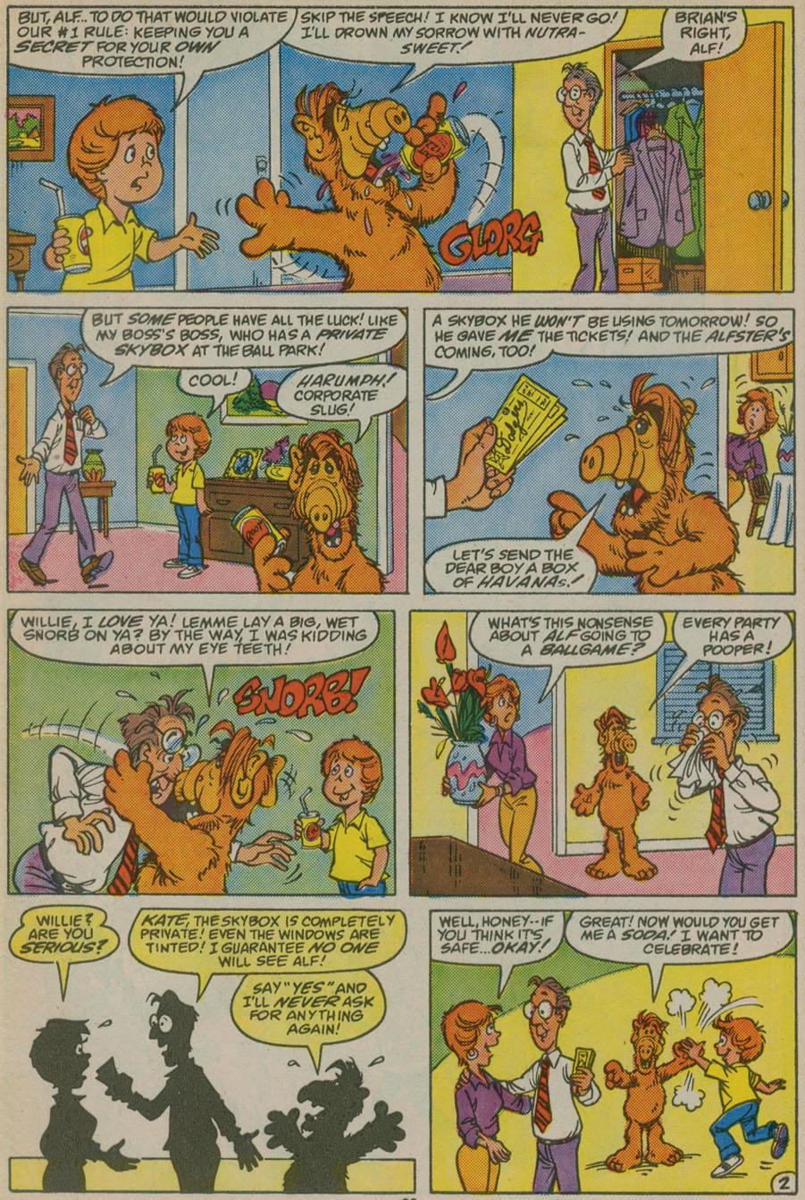 Read online ALF comic -  Issue # _Annual 1 - 28