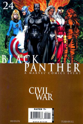 Civil War: Black Panther Vol 4 #24 PDF