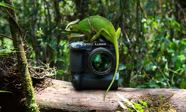 The Lumix G9 in its natural habitat - image by Panasonic Ambassador Joakim Odelberg