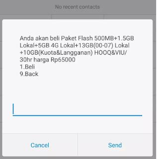 Rincian Pembagian Paket Data Telkomsel 30GB