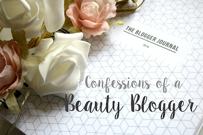 Beauty blogger confessions