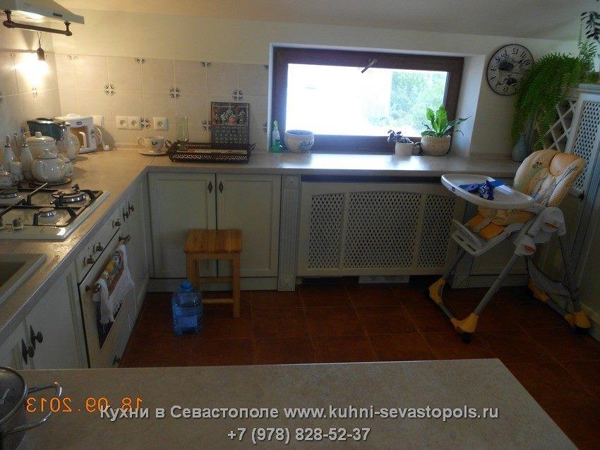 Купить кухню в Севастополе недорого