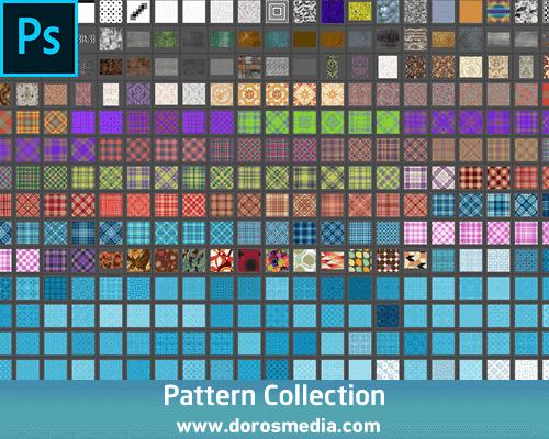 انماط  Pattern Collection مميزة لبرنامج الأدوبي فوتوشوب