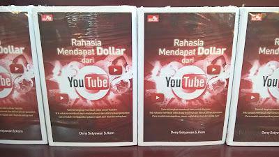 Rahasia Mendapat Dollar dari YouTube