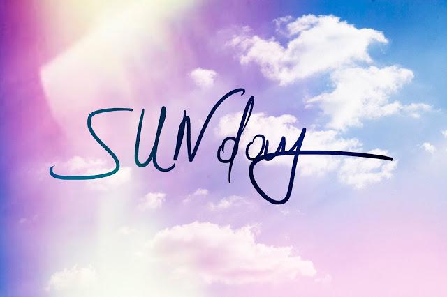 Γιατί αγαπώ τις Κυριακές!!Εσύ;; γιατί αγαπάς τις Κυριακές;